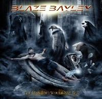 [Blaze Bayley The Man Who Would Not Die Album Cover]