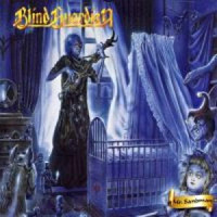 Blind Guardian Mr. Sandman EP Album Cover