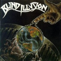 [Blind Illusion The Sane Asylum Album Cover]