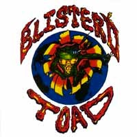[Blister'd Toad Blister'd Toad Album Cover]