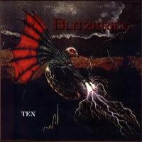 [Blitzkrieg Ten Album Cover]