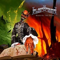 [Bloodbound Book of the Dead Album Cover]