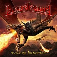 [Bloodbound War of Dragons Album Cover]