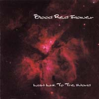[Blood Red Flower Last Link To The World Album Cover]