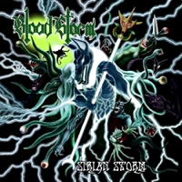 [Blood Storm Sirian Storm Album Cover]