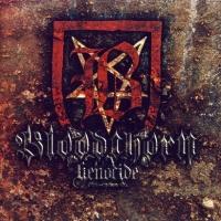 [Bloodthorn Genocide Album Cover]