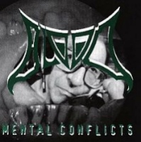 [Blood Mental Conflicts Album Cover]