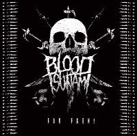 [Blood Tsunami For Faen! Album Cover]