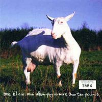 [B.L.O.W. Man and Goat Alike Album Cover]