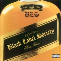 [Black Label Society Sonic Brew Album Cover]