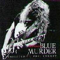 [Blue Murder Screaming Blue Murder Album Cover]