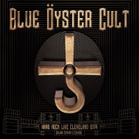 [Blue Oyster Cult Hard Rock Live Cleveland 2014 Album Cover]