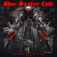 [Blue Oyster Cult iHeart Radio Theatre N.Y.C. 2020 Album Cover]