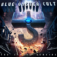 [Blue Oyster Cult The Symbol Remains Album Cover]