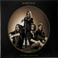 Blues Pills Golden Treasures Album Cover
