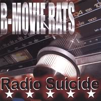 B-Movie Rats Radio Suicide Album Cover