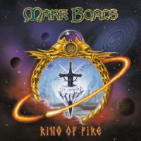 Mark Boals Ring of Fire Album Cover