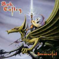 [Bob Catley Immortal Album Cover]