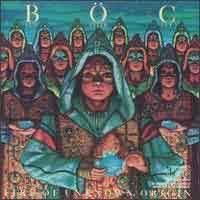 [Blue Oyster Cult Fire of Unknown Origin Album Cover]