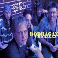 [Bodragaz Solid Sound Album Cover]
