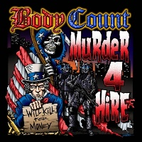 [Body Count Murder 4 Hire Album Cover]