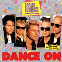 [Bogart Co Dance On Album Cover]