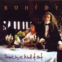 Boheme Living Is a Kind of Art Album Cover