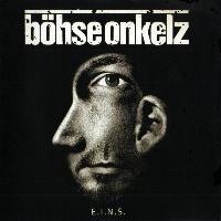 [Bohse Onkelz E.I.N.S. Album Cover]