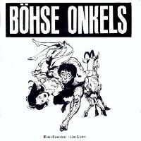 [Bohse Onkelz Bose Menschen - Bose Lieder Album Cover]