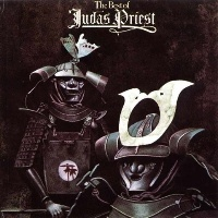 [Judas Priest The Best of Judas Priest Album Cover]