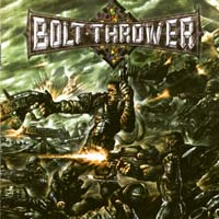 [Bolt Thrower Honour - Valour - Pride Album Cover]