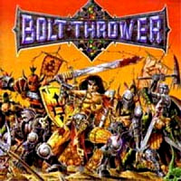 [Bolt Thrower War Master Album Cover]