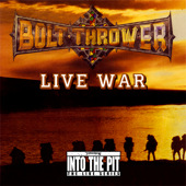 [Bolt Thrower Live War Album Cover]