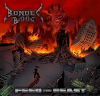 [Bonded By Blood Feed The Beast Album Cover]