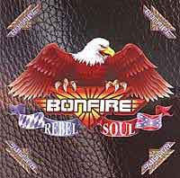 [Bonfire Rebel Soul Album Cover]