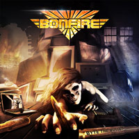 [Bonfire Byte The Bullet Album Cover]