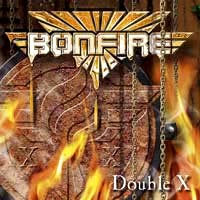 [Bonfire Double X Album Cover]