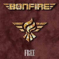 [Bonfire Free Album Cover]