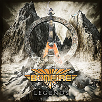 [Bonfire Legends Album Cover]