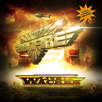 Bonfire Live in Wacken Album Cover