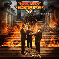 [Bonfire Temple of Lies Album Cover]