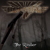 [Bonfire The Räuber Album Cover]