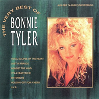 [Bonnie Tyler The Very Best of Bonnie Tyler Album Cover]