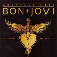 [Bon Jovi Greatest Hits Album Cover]