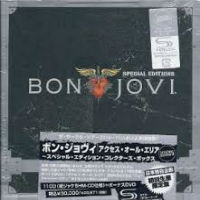 [Bon Jovi Special Editions Collector's Box Set Album Cover]