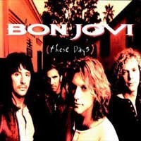 [Bon Jovi These Days Album Cover]