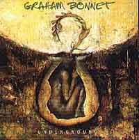 [Graham Bonnet Underground Album Cover]