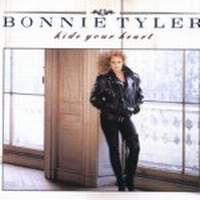 [Bonnie Tyler Hide Your Heart Album Cover]