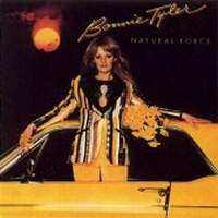 [Bonnie Tyler Natural Force Album Cover]