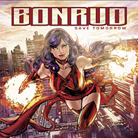 [Bonrud Save Tomorrow Album Cover]